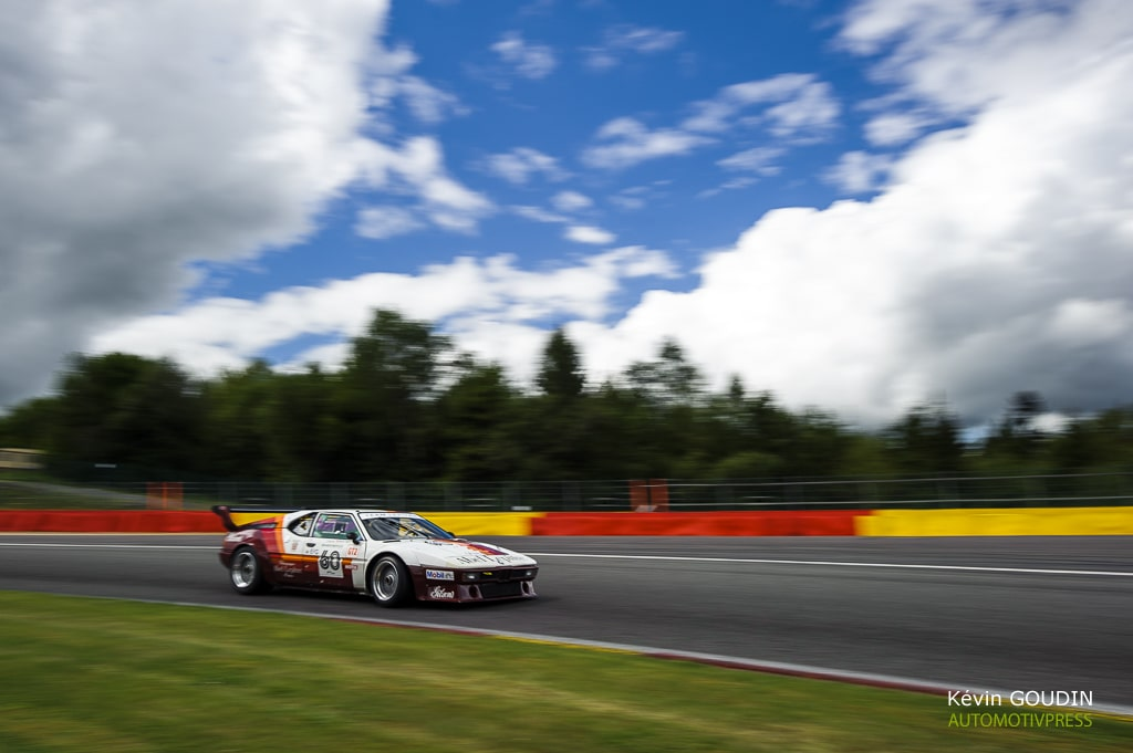 Spa Classic 2017, Classic Endurance Racing 2 - Kevin Goudin