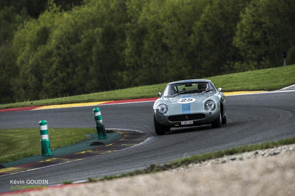 Spa Classic 2017, Trofeo Nastro Rosso - Kevin Goudin