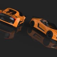 Une Lotus danoise ? Oui, par Agile Automotive !