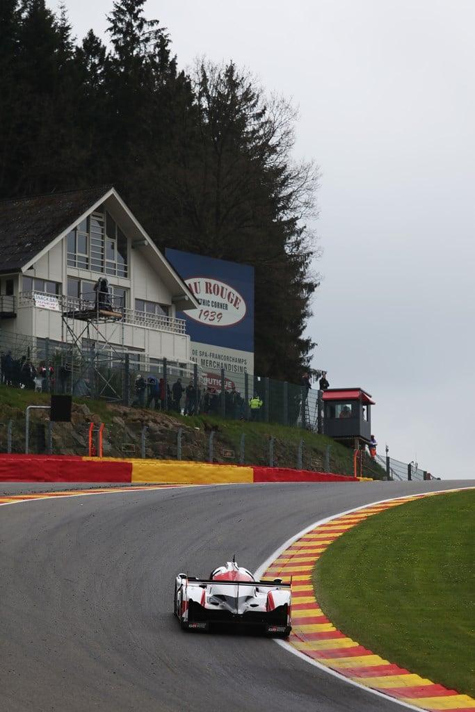 FIA WEC 6 H de Spa-Francorchamps LMP1