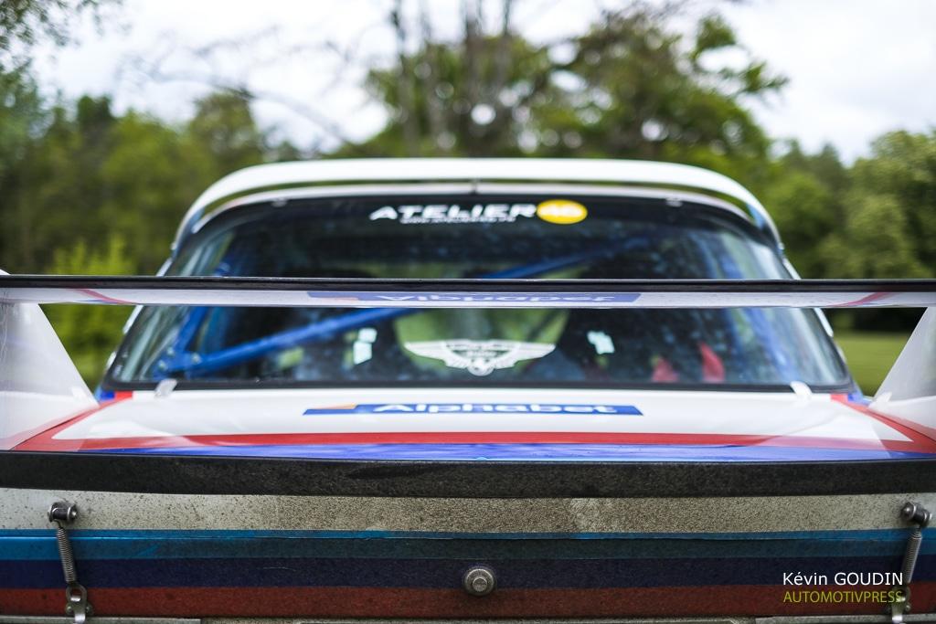 Tour Auto 2017 - Kevin Goudin