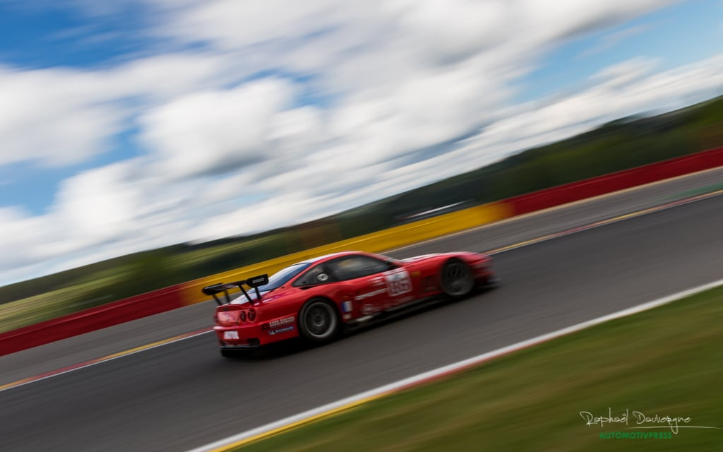 Spa Classic 2017, BPR/UltraCars/GT1 - Raphael Dauvergne