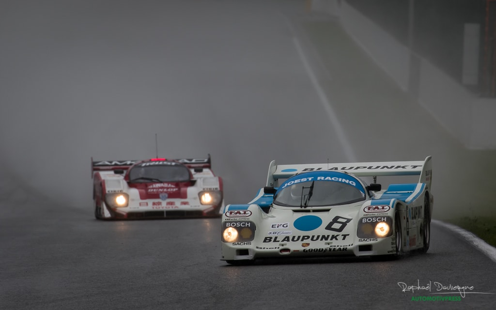 Spa Classic 2017, Group C - Raphael Dauvergne