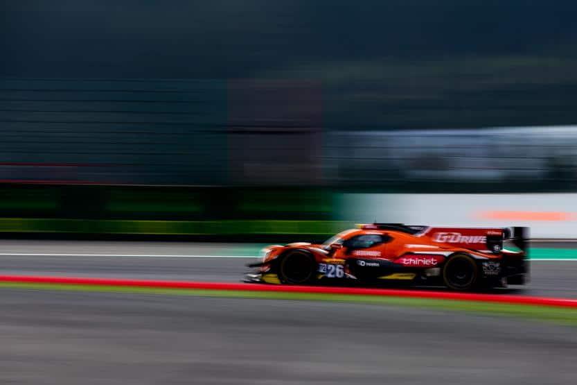 FIA WEC 6 H de Spa-Francorchamps LMP2