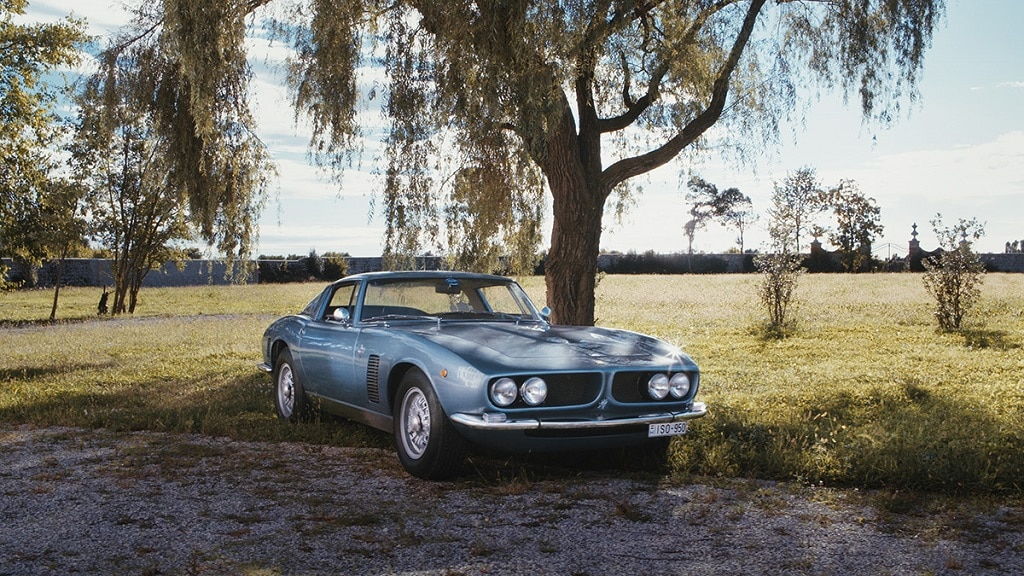 Iso Rivolta Chronicles - An Italian Garage