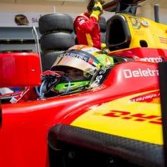 Louis Delétraz, jeune pilote de Formule 2, nouvel ambassadeur Richard Mille