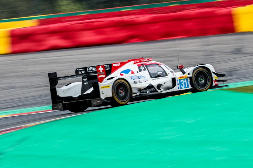 FIA WEC 6 H de Spa-Francorchamps - Rebellion Vaillante