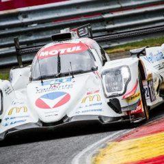 FIA WEC 6 H de Spa-Francorchamps, LMP2 : Les Vaillante Rebellion bien placées