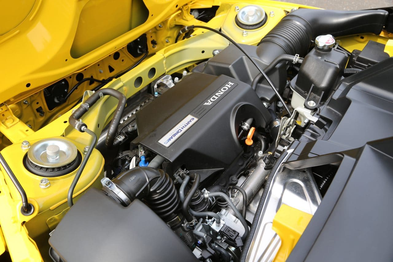 Honda S660 engine S07A
