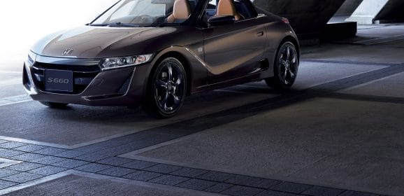 Honda roadster série S : Nouveautés attendues…