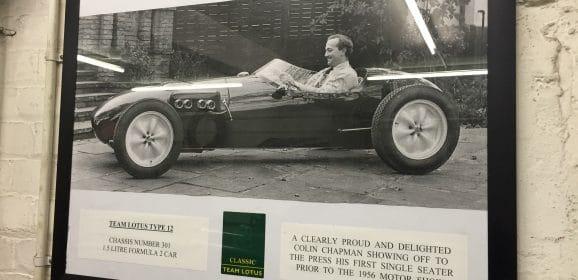 Pèlerinage à Hethel, chapitre 2 : Classic Team Lotus