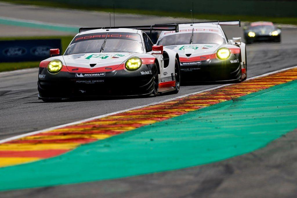 FIA WEC 6 H de Spa-Francorchamps LMGTE