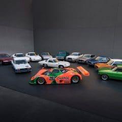 Un demi siècle de moteur rotatif pour Mazda