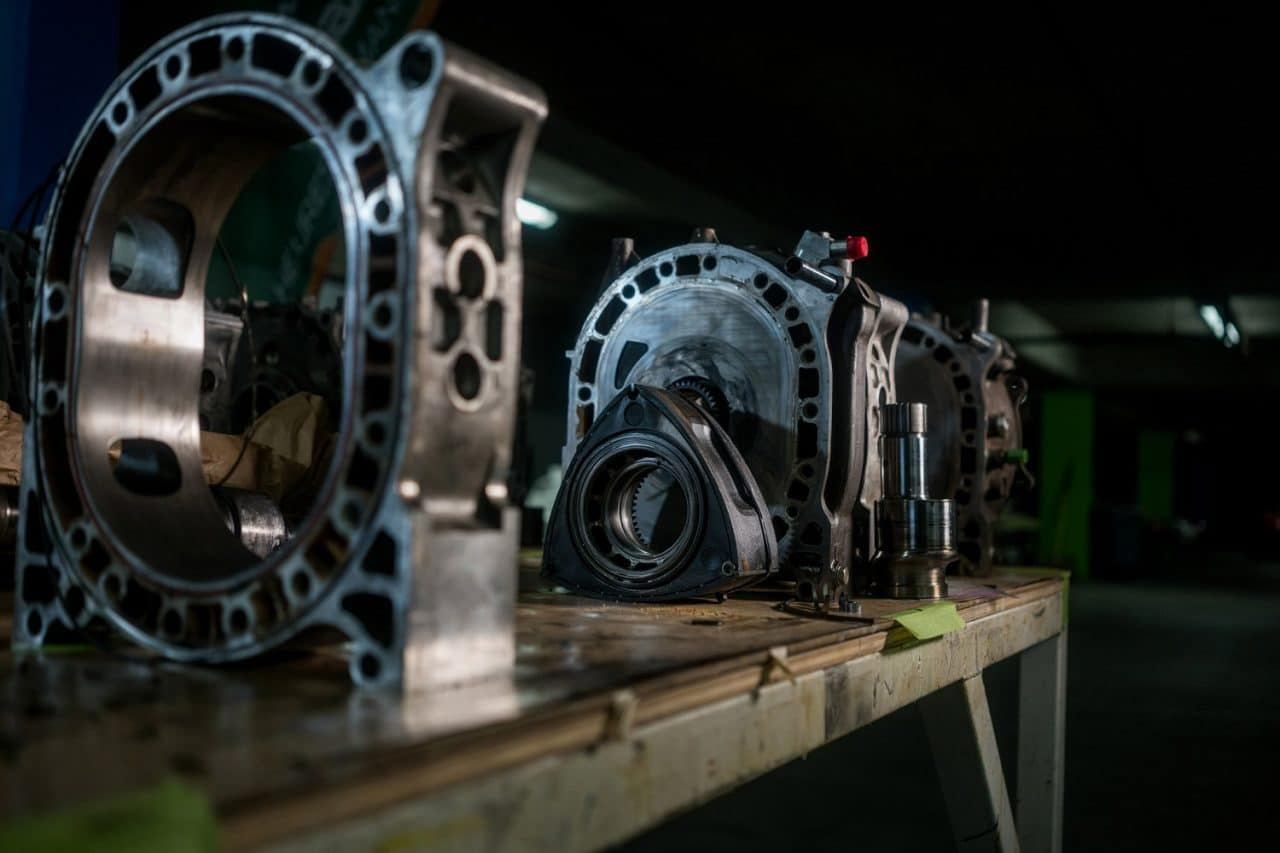 Mazda 50 ans de moteur rotatif