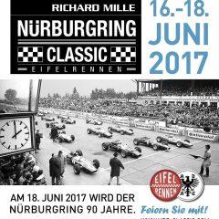 """Richard Mille partenaire du """"Nürburgring Classic"""""""