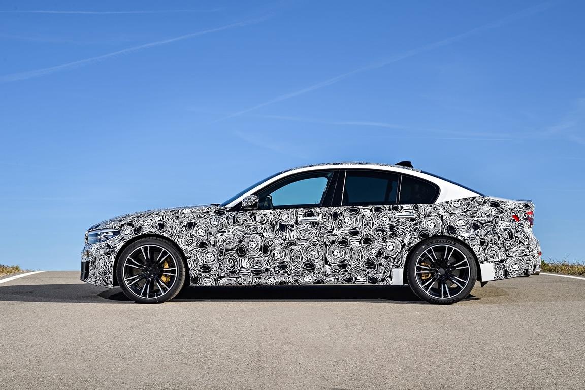 BMW M5 (G30)