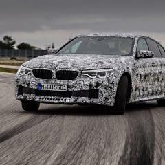 BMW M5 : Transmission M xDrive conçue pour drifter !