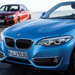 BMW restyle légèrement ses Série 1 et Série 2