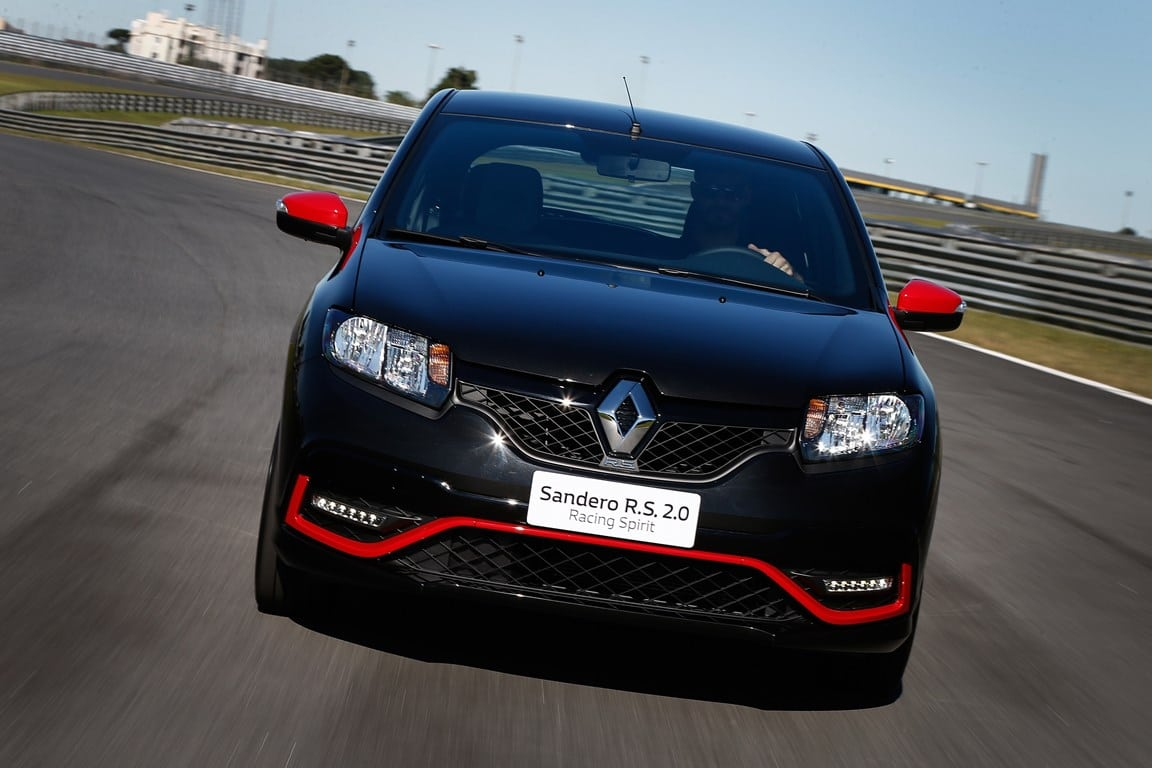 Renault Sandero 2.0 Racing Spirit