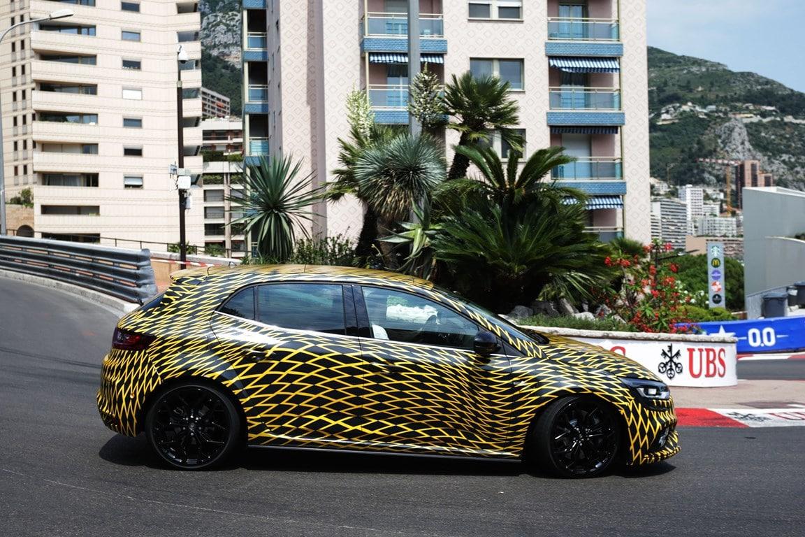 Renault Megane 4 R.S. - GP Monaco F1 2017