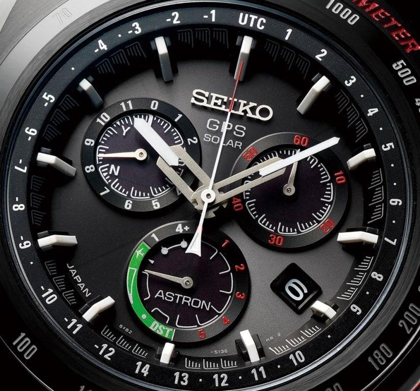 """Seiko Astron GPS Solar """"Giugiaro Design Limited Edition"""""""