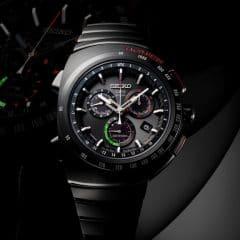 "Seiko Astron GPS Solar ""Giugiaro Design Limited Edition"" : Réédition légendaire"