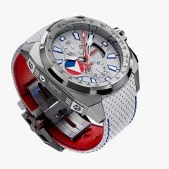 Rebellion Timepieces Wraith DriveVaillante Edition : Montre officielle de l'écurie Vaillante Rebellion
