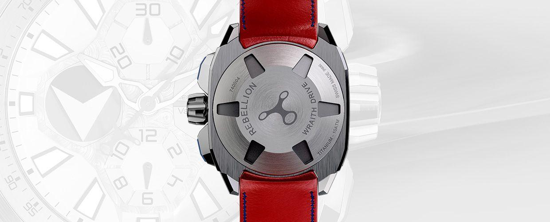 Rebellion Timepieces Wraith DriveVaillante Edition