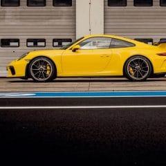 Porsche 911 GT3 2017 : 7min 12sec sur le Nürburgring !