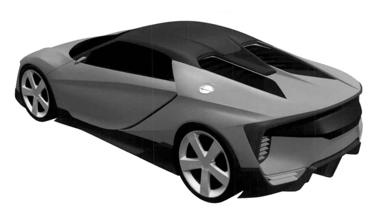 Honda S1000-S2000 Concept