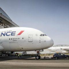 Airbus A380 vs Porsche Cayenne ? WTF !