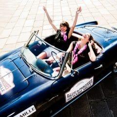 18ème Rallye des Princesses : De Paris à St Tropez du 28 mai au 1er juin