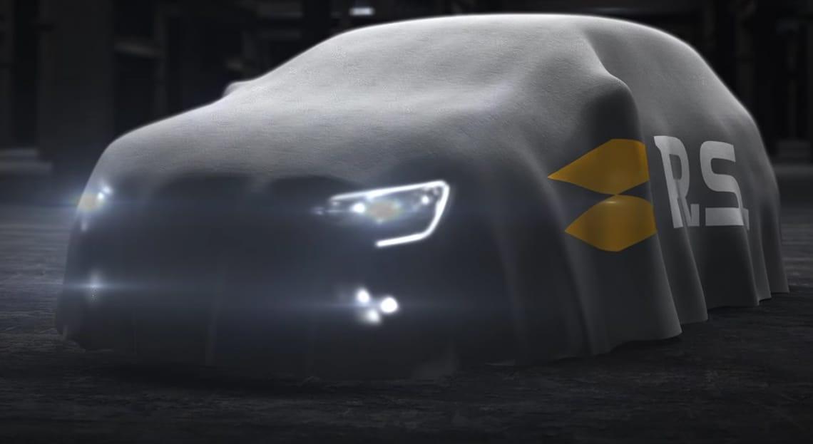 Renault Megane (IV) R.S. 2017