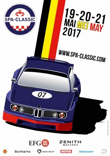 Retrouvez nos articles sur Spa Classic 2017 / See our articles on Spa Classic 2017