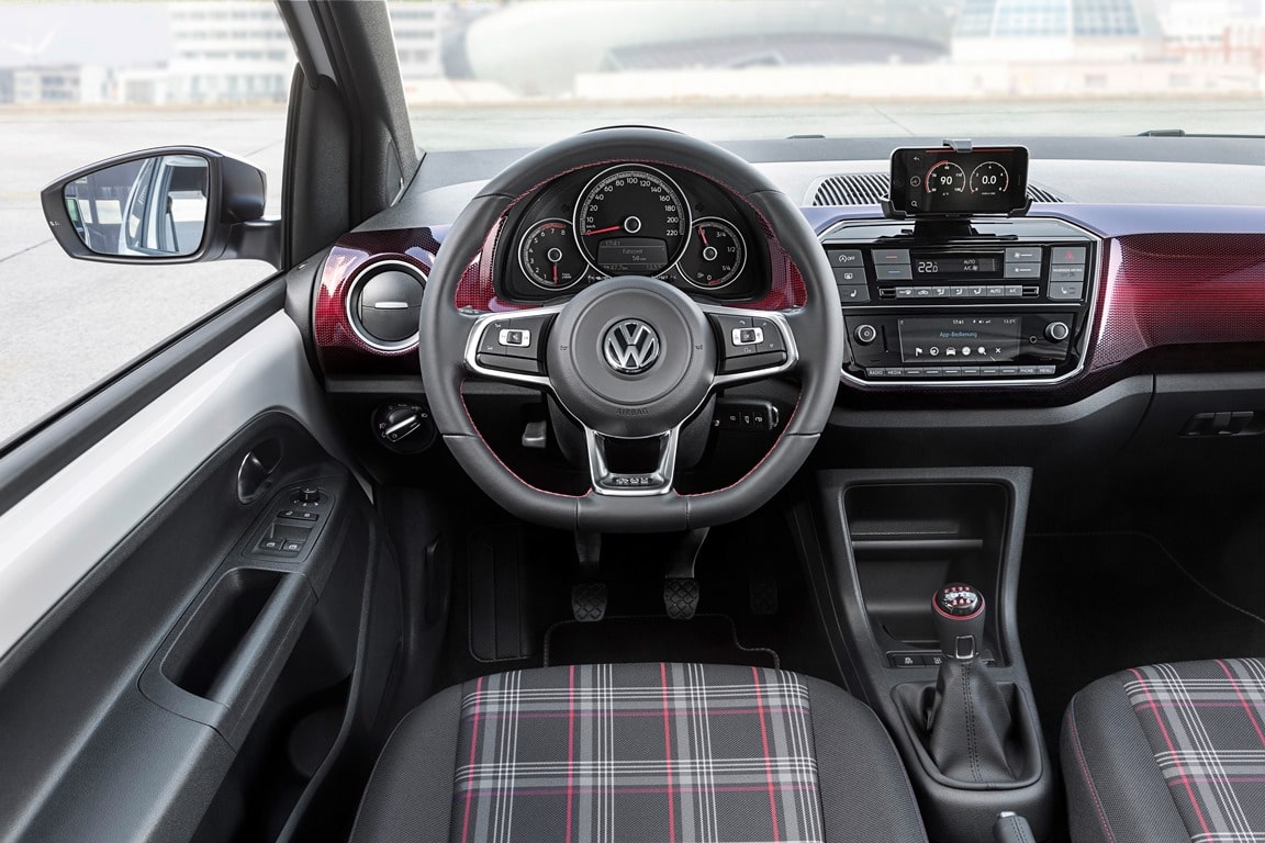 Volkswagen Up! GTi Concept