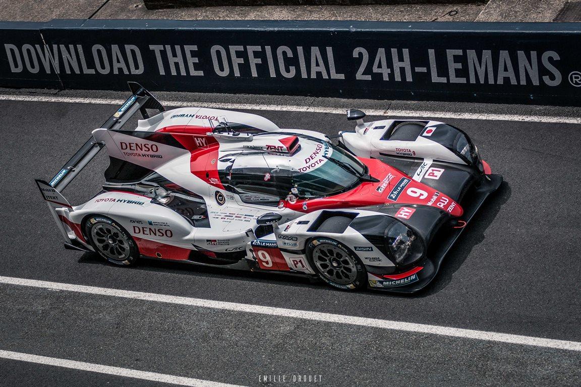 24 Heures du Mans 2017, Journée Test - Émilie Drouet