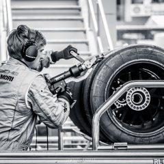 24 Heures du Mans 2017, Journée Test : Vue par Émilie Drouet