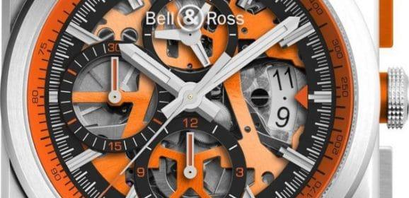 Bell & Ross BR 03-94 Aero GT Orange : Orange mécanique !