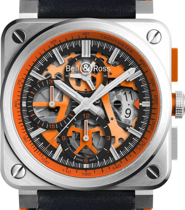 Bell & Ross BR 03-94 Aero GT Orange