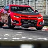 """Chevrolet Camaro ZL1 EL1 : 7'16""""04 au Nürburgring !"""