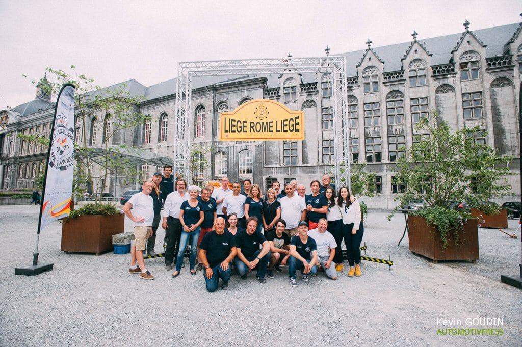 Liège-Rome-Liège 2017 - Kevin Goudin