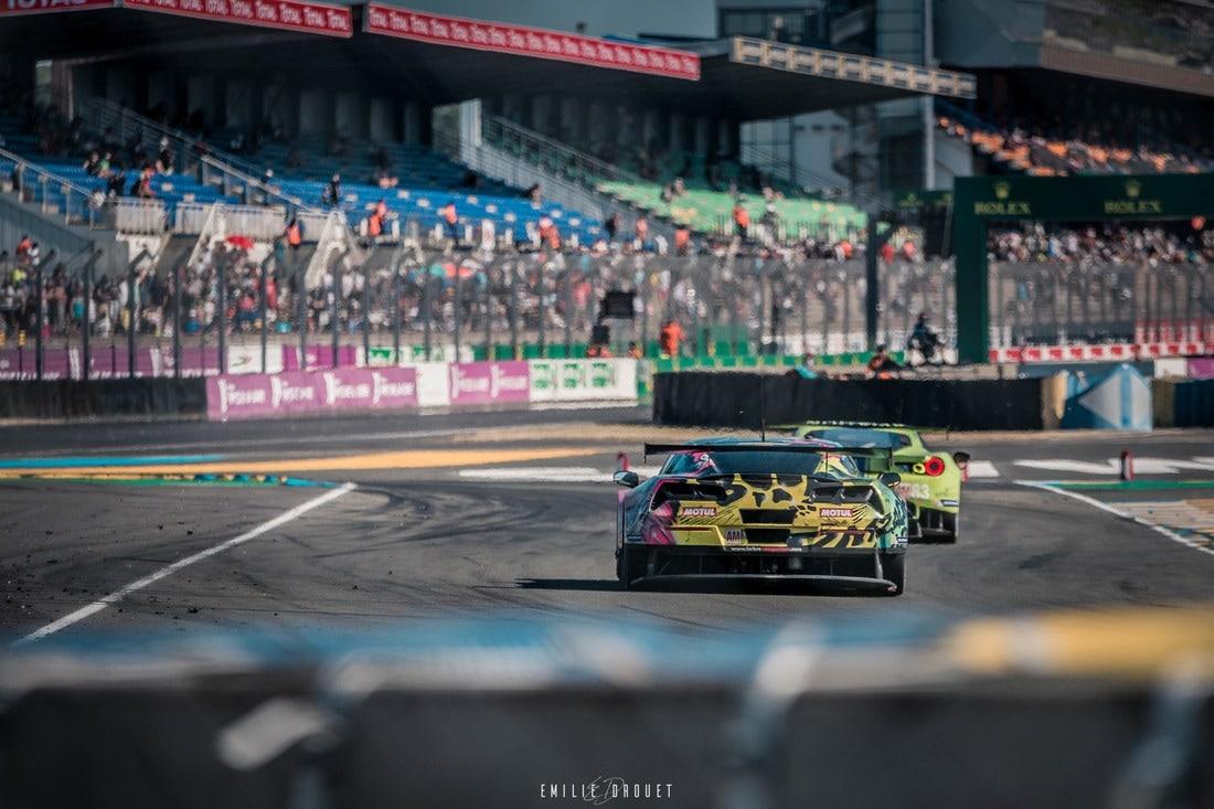 24 Heures du Mans 2017 - Émilie Drouet