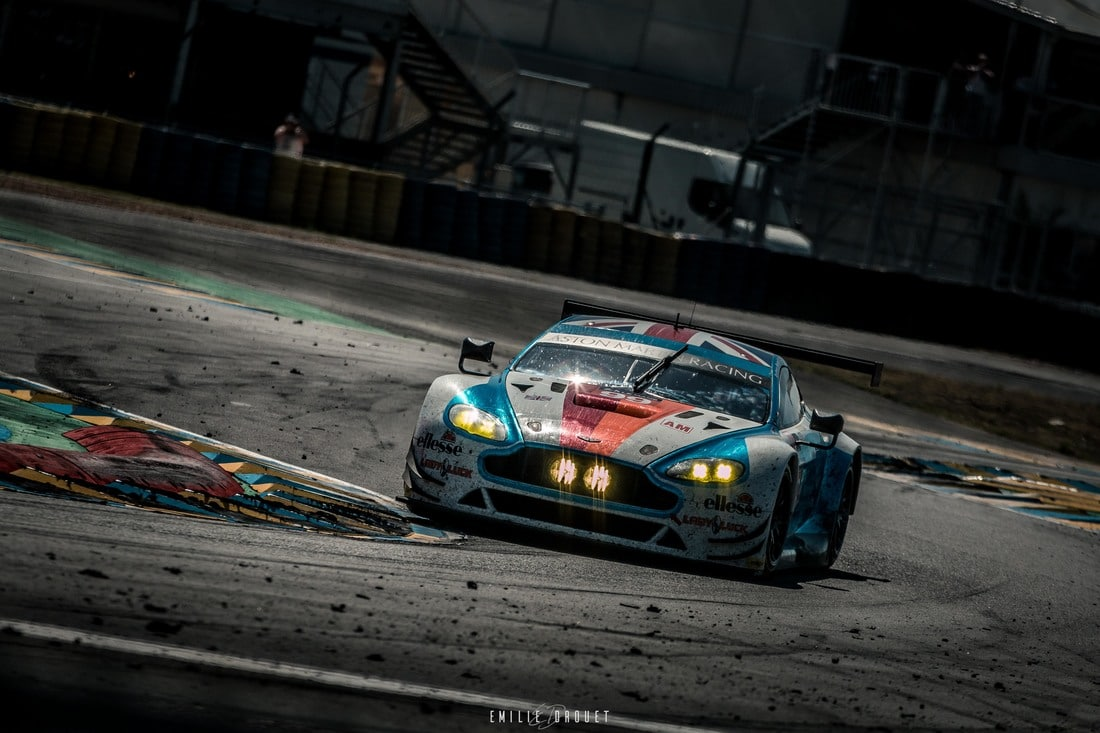 24 Heures du Mans 2017 – Émilie Drouet