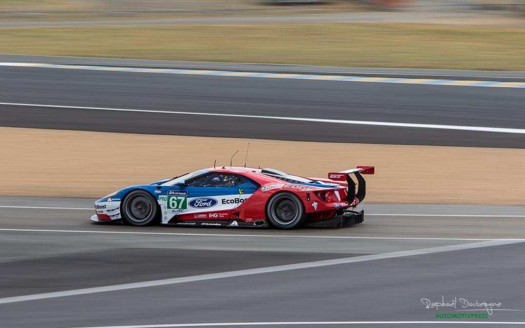 24 Heures du Mans 2017, Journée Test - Ford Performance - Raphael Dauvergne