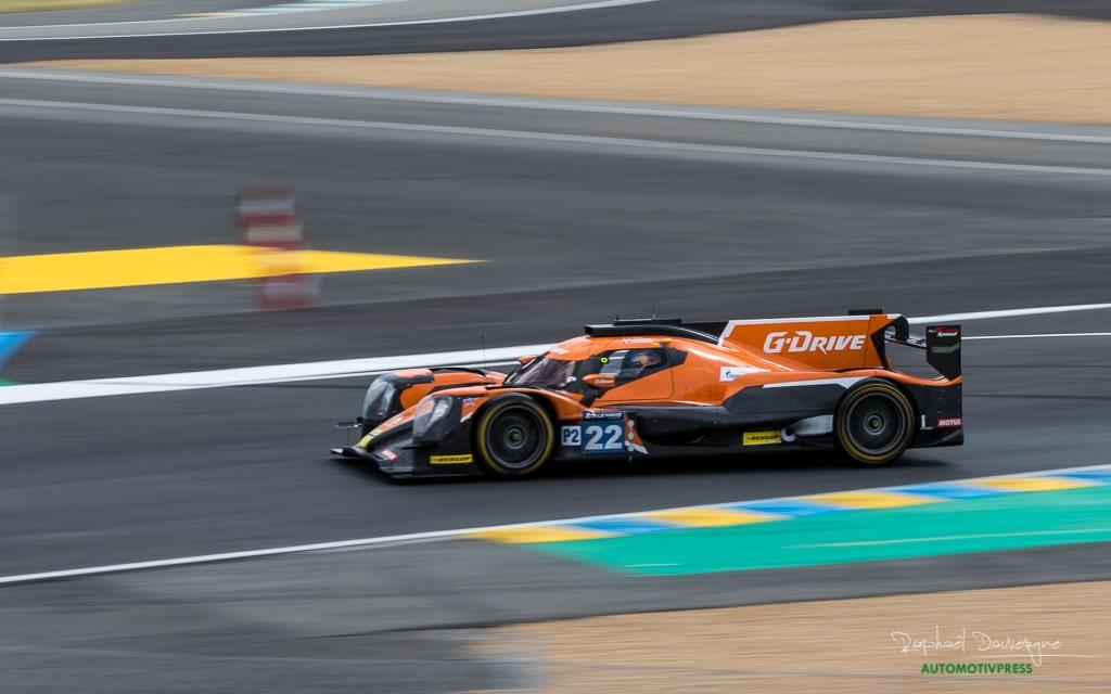 24 Heures du Mans 2017, Journée Test - Raphael Dauvergne