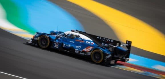 24 Heures du Mans 2017, Journée Test : Alpine leader en LMP2