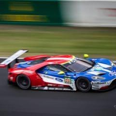 Les 24 Heures du Mans, ça approche !… Au cœur du stand Ford