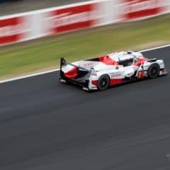 24 Heures du Mans 2017, Journée Test : Toyota impérial