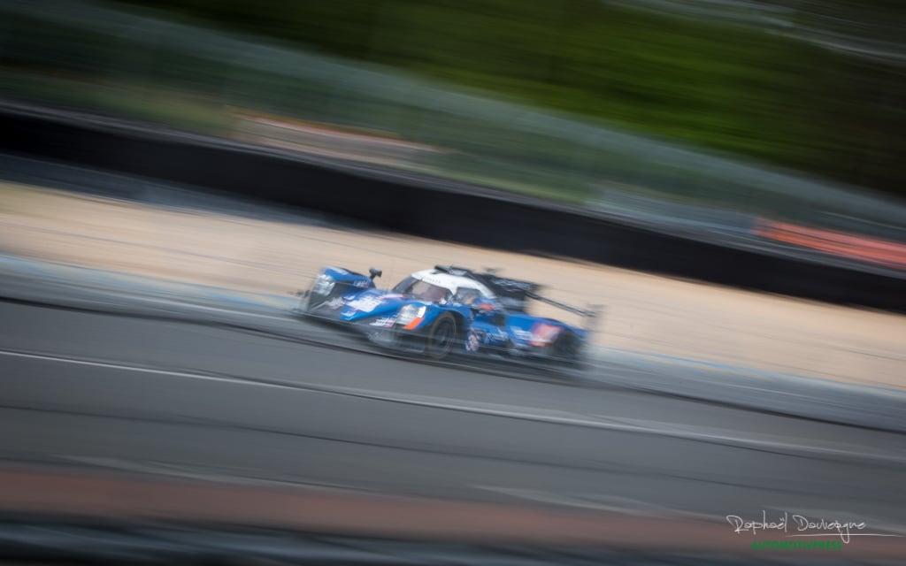 24 Heures du Mans 2017, Journée Test : Alpine A470 - Raphael Dauvergne