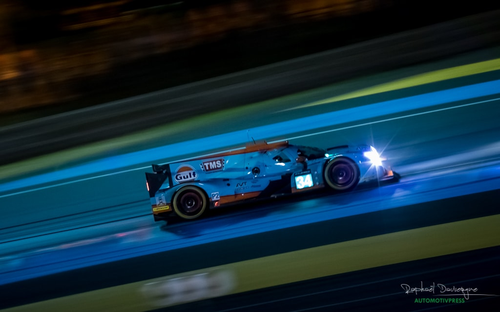 24 Heures du Mans 2017 – Raphael Dauvergne